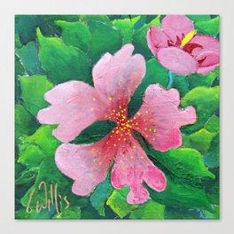 Jungle #1 Canvas Print