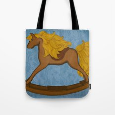 Peta approved racehorse Tote Bag