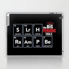The Big (Bang) Periodic Table Laptop & iPad Skin
