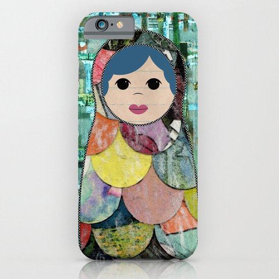 Matryoshka Nesting Dolls iPhone & iPod Case