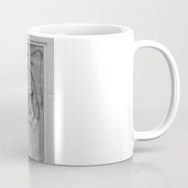 Death's newspaper booth Coffee Mug