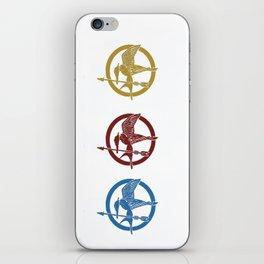 Mockingjay iPhone Skin