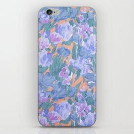 Classic Tradicional Floral Western Pattern  iPhone Skin