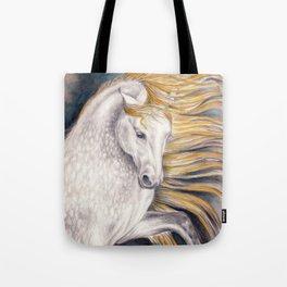 Pretty Palomino Tote Bag