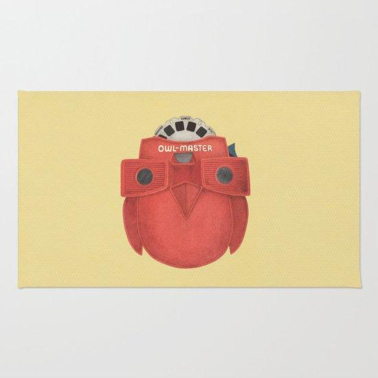 Owl-Master Rug