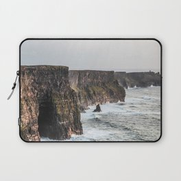 Travel to Ireland: Cliffs of Moher Laptop Sleeve