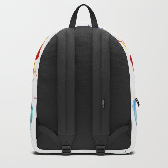 happy jellyfish Backpack