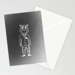 Yeez Man Stationery Cards