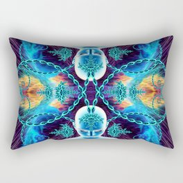 Interwoven Rectangular Pillow