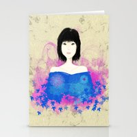asian Stationery Cards featuring ASIAN by RArkhitek