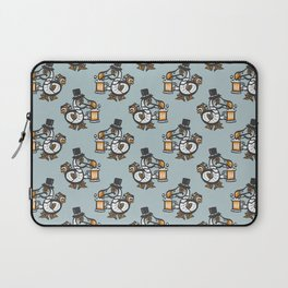 Dodo with beer Laptop Sleeve