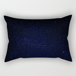 The Night Sky Rectangular Pillow