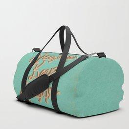 Hustlers Keep Duffle Bag