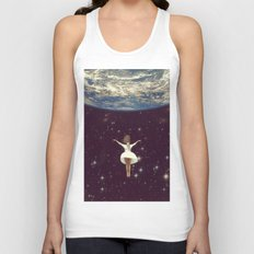 Let It All Go Unisex Tank Top