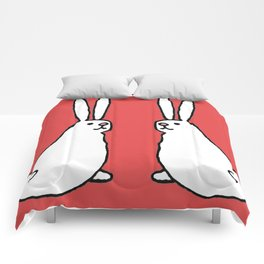Usagi Rabbits Comforters