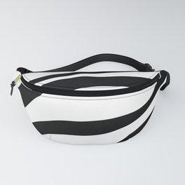 Zebra Stripes ! Fanny Pack