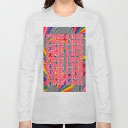 Fine Line Harry Styles graphic fanmade artwork Long Sleeve T-shirt