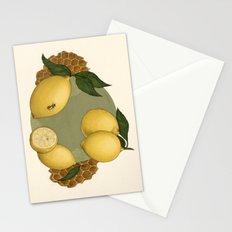Honey, Bees & Lemons Stationery Cards