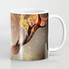 Internal flame Coffee Mug
