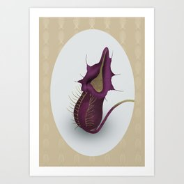 Nepenthes Art Print