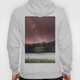 Milky Way Meteor Field Hoody