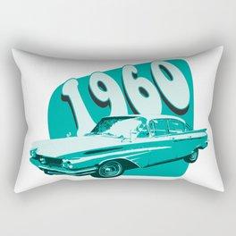 1960 Buick Rectangular Pillow