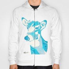 Deerest Blue Hoody