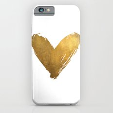 Heart of Gold iPhone 6s Slim Case