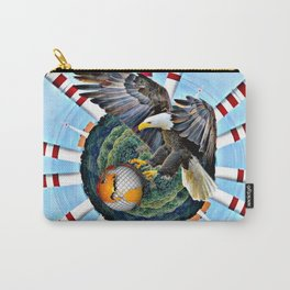 THIS LAND IS YOUR LAND... Carry-All Pouch