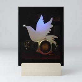 Time For Peace On Earth Mini Art Print
