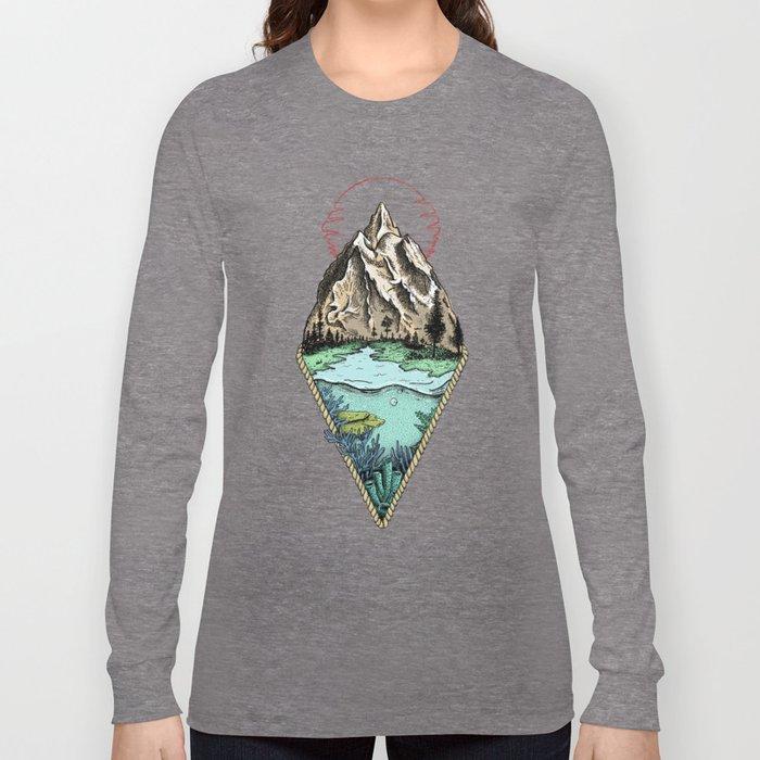Simple origin Long Sleeve T-shirt