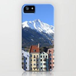 Innsbruck iPhone Case