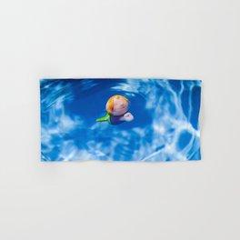 Mermaid in the pool Hand & Bath Towel