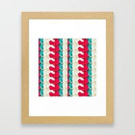 Festive Season Framed Art Print