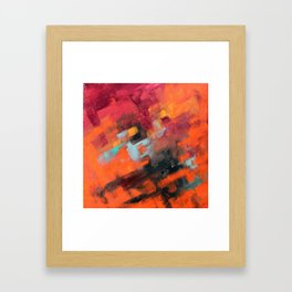 Aesthetics Number Three Framed Art Print