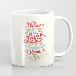 Sliver of Love Coffee Mug