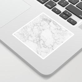 White Marble Edition 2 Sticker
