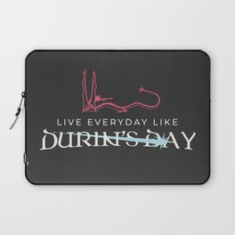 Durin's Day Laptop Sleeve