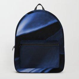 Succulent Leaf In Blue Color #decor #society6 #homedecor Backpack