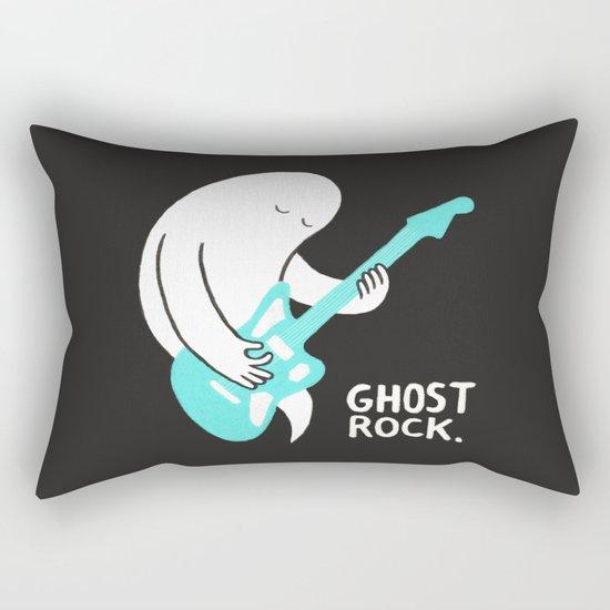 Ghost Rock Rectangular Pillow