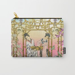 Geishas at the Gate Carry-All Pouch