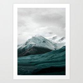 mountain # 6 Art Print