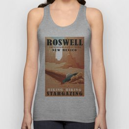 CPS Roswell, NM Unisex Tank Top