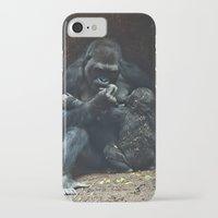 mother iPhone & iPod Cases featuring Mother by Mary Kilbreath