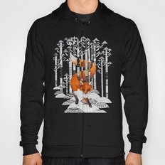 Fox Forest Hoody