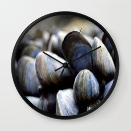 muscles Wall Clock