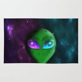 Eyes of the Alien Rug