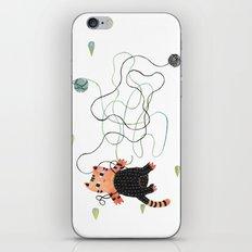 Playing iPhone & iPod Skin