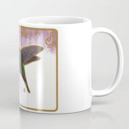 Ruby Hummingbird Coffee Mug