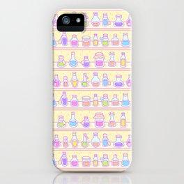 Kawaii Magic Potions iPhone Case